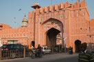 Stadttor in Jaipur