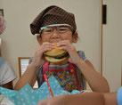 子ども料理教室のこだわり 感じたことを言葉で表現する
