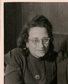 Magda Sendhoff 1947