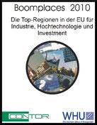 Studie Boomplaces 2010: Standortanalyse sämtlicher EU-Regionen