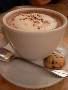 Mmm un bon chocolat chaud