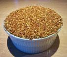 """Recette déssert mousse """"brulée """"caramel Lenôtre"""
