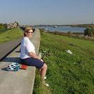 Am Niederrhein bei Wesel