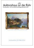 Auktionshaus an der Ruhr, 20. Kunstauktion