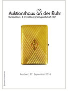 Auktionshaus an der Ruhr, 23. Kunstauktion