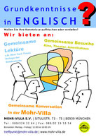 English Round Table in der Mohr-Villa