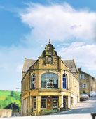 Saddleworth Live at the Millgate Arts Centre - building