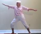 Yoga für Seniorinnen, Film