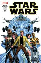 Star Wars #1 vom 26.08.2015