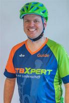 e-Bike Tourguide Stefen Hunger e-motion