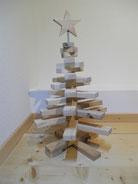 --LITEN II-- Kleiner Weihnachtsbaum aus Palettenholz