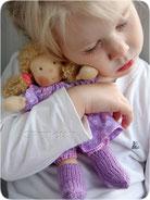 кукла в вальдорфском стиле