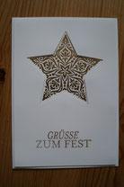 Stampin´Up! Weihnachtskarte 2014