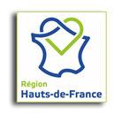 STICKER PLAQUE REGION DES HAUT DE FRANCE