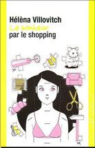 Couverture roman Le bonheur par le shopping