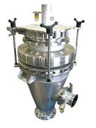 高精度気流分級機 DXF型