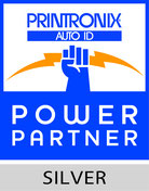 Printronix Drucker Power Partner Logo