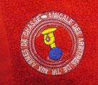 Logo sur serviette