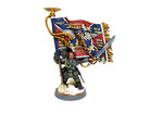 Games Workshop, Imperiale Armee, Colour Sgt, Kell, Warhammer 40k