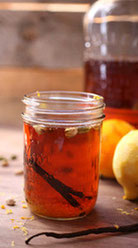 Bourbon de Vainilla-Cardamomo con cítricos