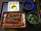 鰻重  鰻は◯ ご飯が✕