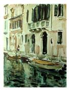 Venetian sketches II / Venezianische Skizzen II