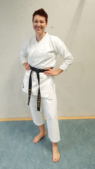 Altje Frank 1. DAN Goju Ryu Karate
