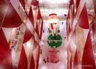 クリスマスの大阪