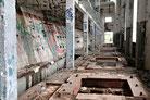 Die Reste der geheimen U-Boot-Station Hara