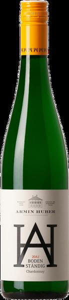 Armin Huber Chardonnay Blick vom Weg