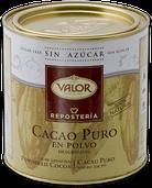 Cacao en Polvo (Sin Azúcar, Sin Gluten, Sin Lácteos)