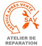 Atelier de réparation et SAV, entretien, affutage