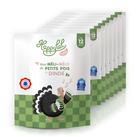 Petit pot à la viande de dinde certifié halal par AVS à partir de 12 mois, avec du bio