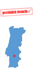 Portugalkarte Lissabon