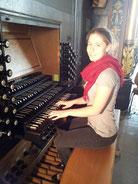 Johanna Veit, Orgelakademie Stade