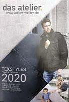 das atelier Textilkatalog 2020
