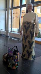 Schwester Ferrera zu Besuch in der Grundschule Wenzenb