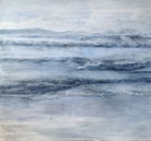 Der Trockene Pinsel auf Leinwand 120x140