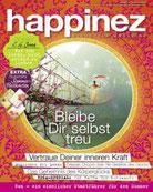 Zeitschrift happinez