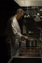 Executive Chef Bonomi Pattini Sebastiano