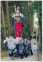 No.31060 祭り鉾 滝田 正勝(上越市)