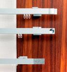 Bild:Vorhangstangen und Vorhangschienen