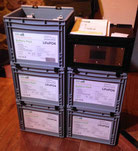 Peus Bhkw Stromspeicher 10 kwh Kapazität Praktisch in Boxen oben rechts Settop Steuerungsbox günstig billig Sonderangebot Aktion