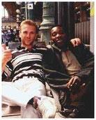 Cédric & Gédéon en 2001