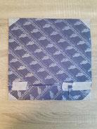 canvas met carbonpapier