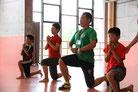スポーツバランス トレーナー派遣 チーム指導 料金案内