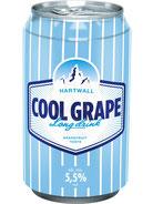 Cool Grape, Cider mit Grapefruit, Finnischer Cider, Apfelwein mit Grapefruitgeschmack