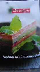 Ricetta con il tè verde: il budino ai due sapori