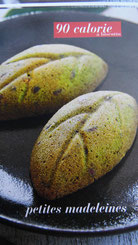 Ricetta con il tè verde: petites madeleines