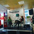 Margrit Jütte Hugendubel Lesung Buchmesse Leipzig